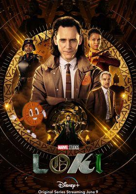 『ロキ』のポスター