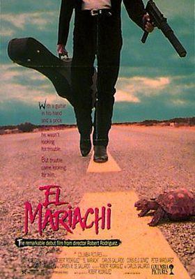 El Mariachi's Poster