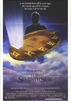 세븐 싸인의 포스터