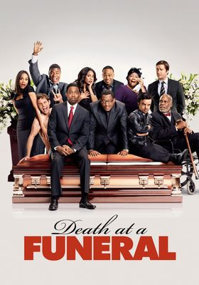 Death at a Funeral's Poster