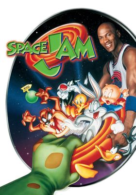 Space Jam's Poster