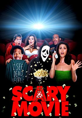 Scary Movie's Poster