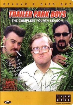 Trailer Park Boys Season 4's Poster
