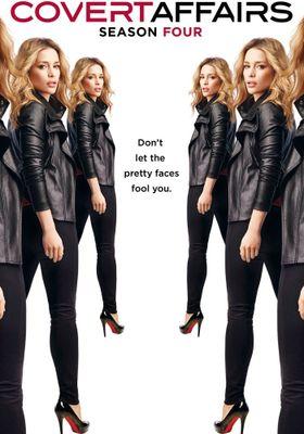 Covert Affairs Season 4's Poster