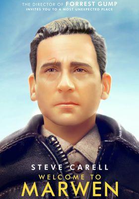 『マーウェン』のポスター