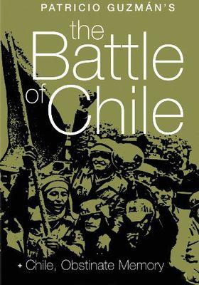 칠레 전투 제2부: 쿠데타의 포스터