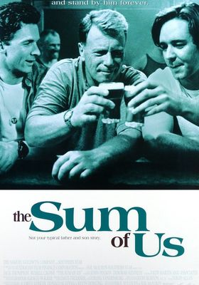 The Sum of Us's Poster