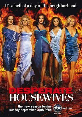 『デスパレートな妻たち シーズン4』のポスター