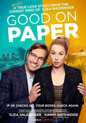 Good on Paper's Poster