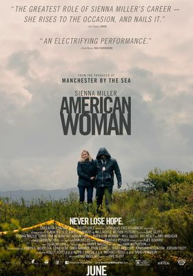American Woman's Poster