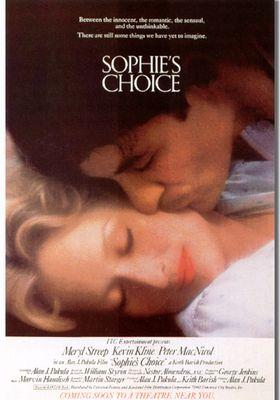 『ソフィーの選択』のポスター