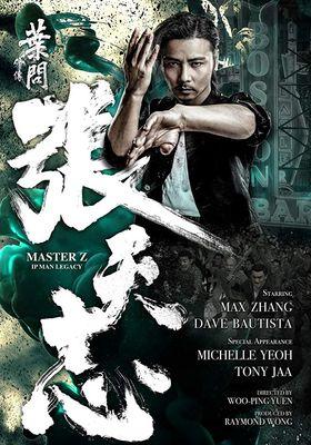 Master Z: Ip Man Legacy's Poster