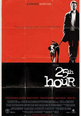 25th Hour's Poster