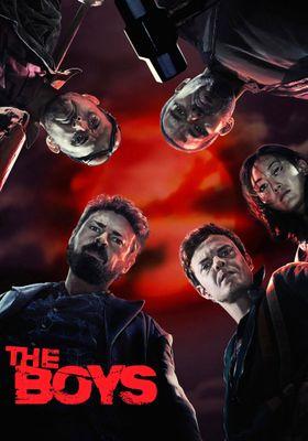 The Boys Season 1's Poster