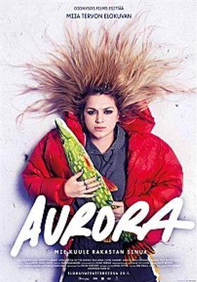 오로라의 포스터