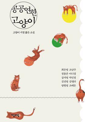 공공연한 고양이의 포스터