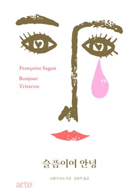 『슬픔이여 안녕』のポスター