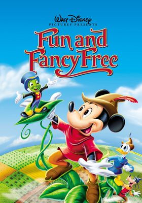 Fun & Fancy Free's Poster