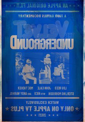 벨벳 언더그라운드의 포스터