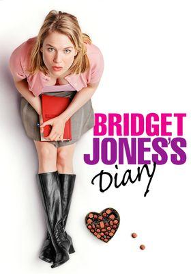 『ブリジット・ジョーンズの日記』のポスター