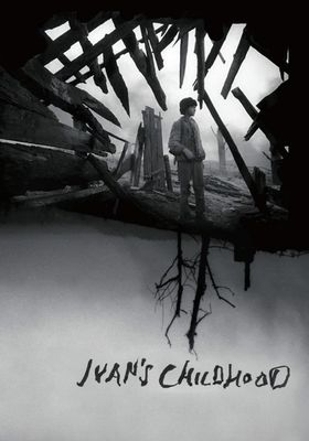 Ivan's Childhood's Poster