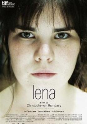 레나의 포스터
