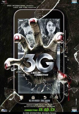3G - 어 킬러 커넥션의 포스터