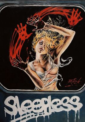 Sleepless's Poster
