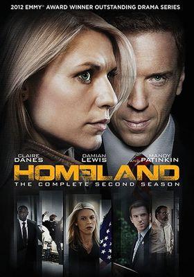 Homeland Season 2's Poster