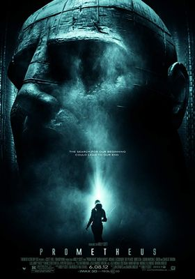 『プロメテウス』のポスター