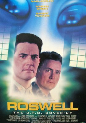 로스웰의 비밀의 포스터