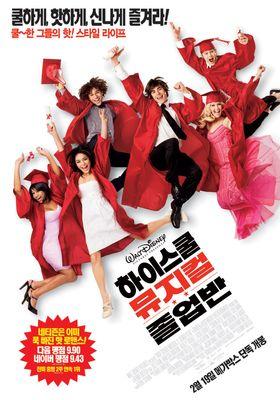 『ハイスクール・ミュージカル ザ・ムービー』のポスター