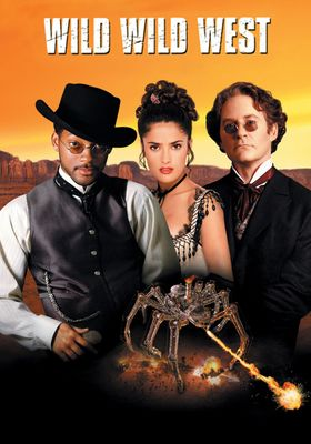 Wild Wild West's Poster