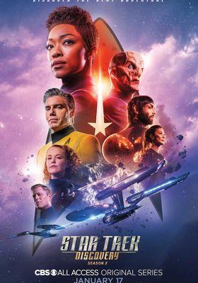 Star Trek: Discovery Season 2's Poster