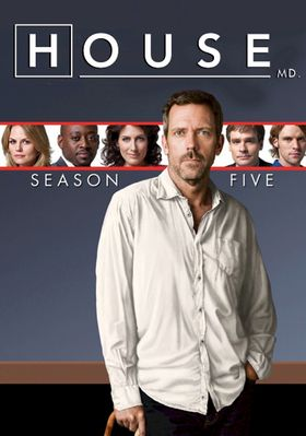 『Dr.HOUSE/ドクター・ハウス シーズン5』のポスター