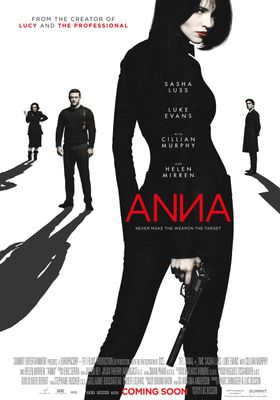 Anna's Poster