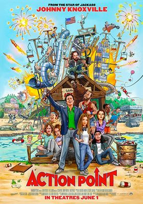 Action Point's Poster