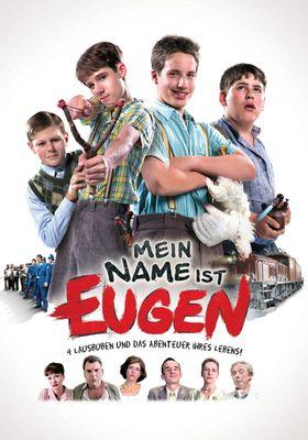 내 이름은 오이겐의 포스터