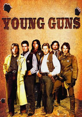 Young Guns's Poster