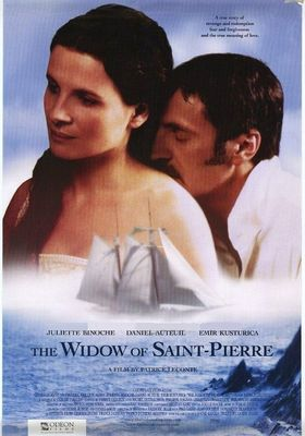 The Widow of Saint-Pierre's Poster