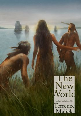 The New World's Poster