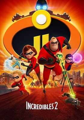 Incredibles 2's Poster