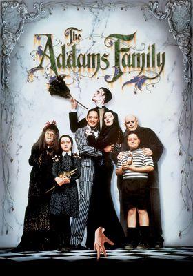 『アダムス・ファミリー』のポスター