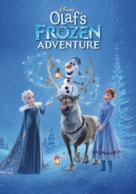 Olaf's Frozen Adventure's Poster