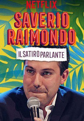 Saverio Raimondo: Il Satiro Parlante's Poster