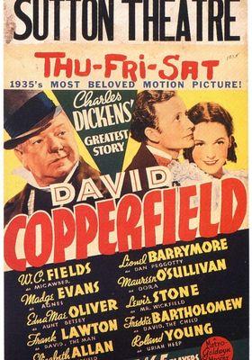 데이빗 코퍼필드의 포스터