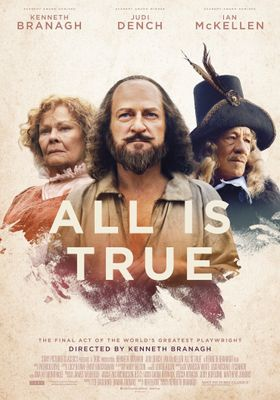 All Is True's Poster