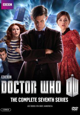 『ドクター・フー シーズン7』のポスター