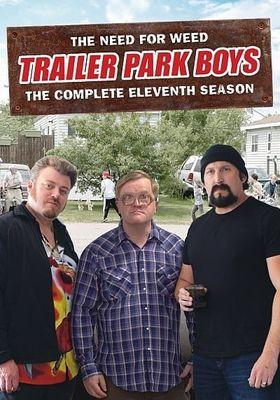Trailer Park Boys Season 11's Poster