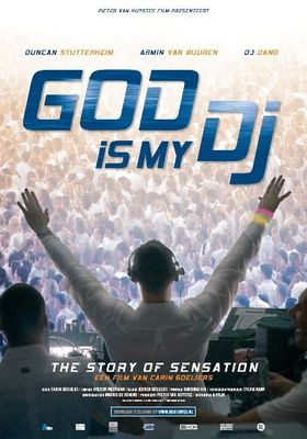 갓 이즈 마이 DJ의 포스터